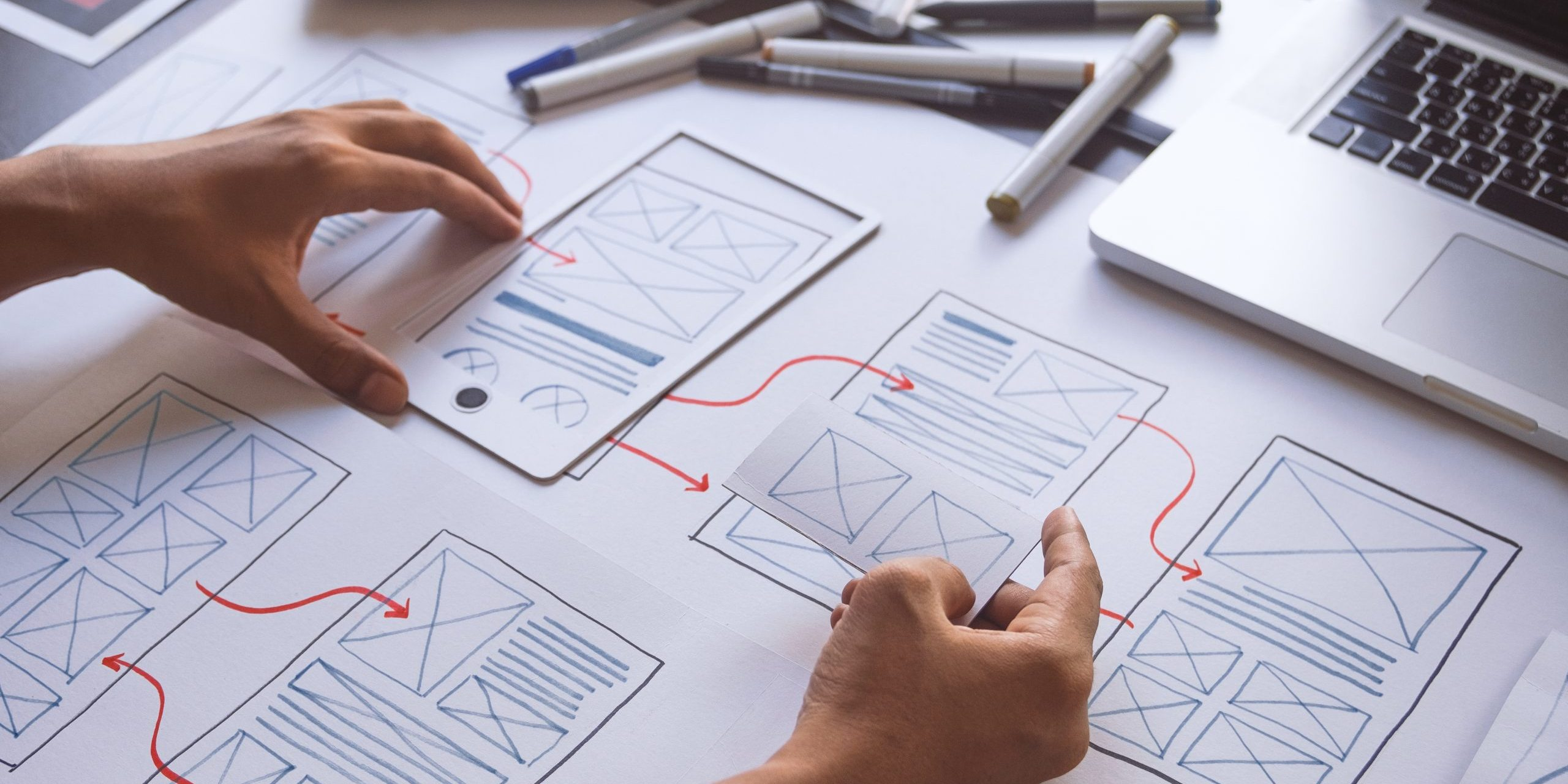 Top 5 des logiciels pour un web design
